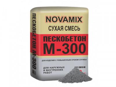 Сухие смеси М300
