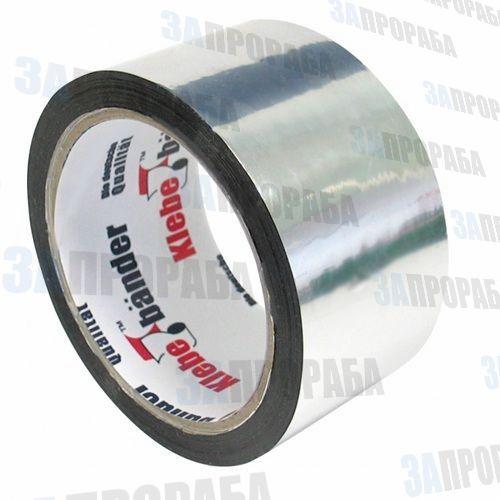 Алюминиевая клейкая лента 50 мм*10 м