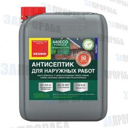 Антисептик для наружных работ Neomid 440 Eco