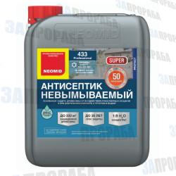 Антисептик невымываемый усиленный Neomid 433