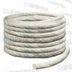 Шнур асбестовый (асбошнур) 3 мм, 1 п.м.