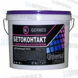 Бетоноконтакт с кварцевым наполнителем Гермес, 20 кг