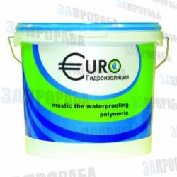 Гидроизоляция Euro Гермес, 10 л