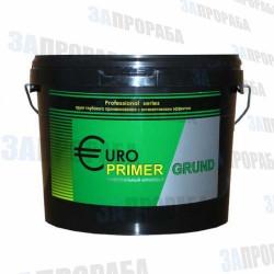 Грунт EuroPrimer для наружных и внутренних работ, 10 л