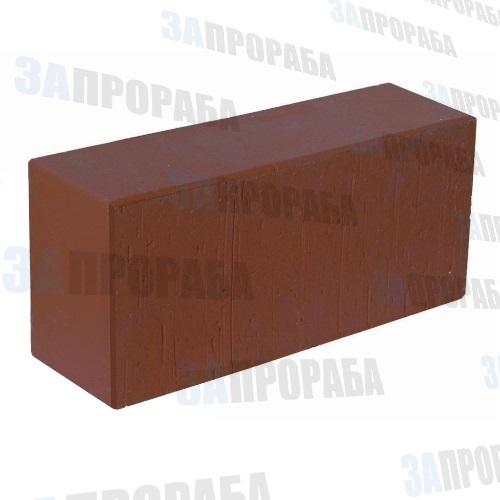 Кирпич лицевой полнотелый ЛСР М300 1,0НФ Коричневый