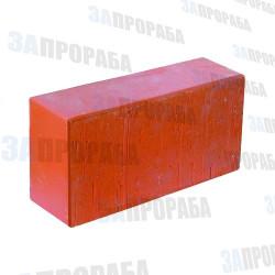 Кирпич лицевой полнотелый ЛСР М300 1,0НФ Красный