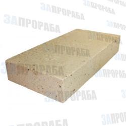 Кирпич полнотелый шамотный Ша-94 М300 Новомосковск