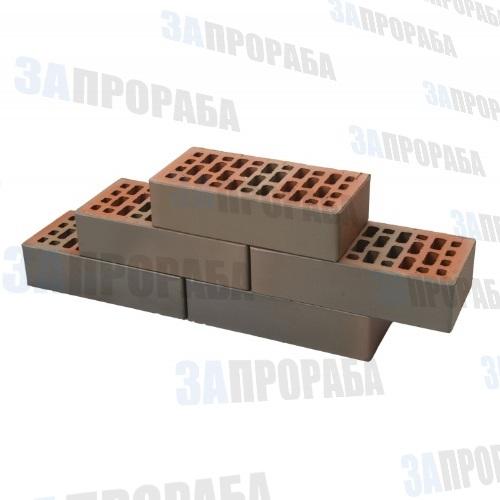 Кирпич пустотелый лицевой BRAER М150 1,0НФ Кладка Глосса