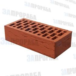 Кирпич пустотелый рядовой BRAER М150 1,0НФ Красный риф