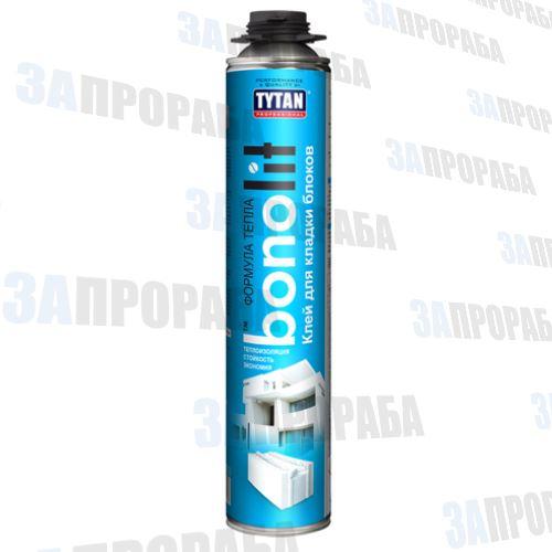 Клей TYTAN для кладки блоков Bonolit Формула тепла