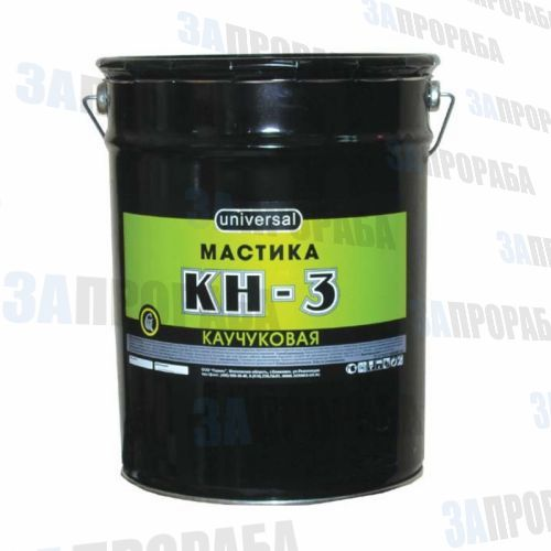 Мастика каучуковая КН-3 Гермес, 7 кг