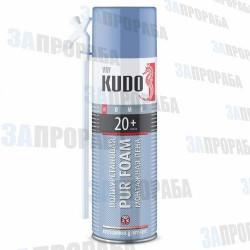Пена монтажная бытовая всесезонная Kudo Home 20+