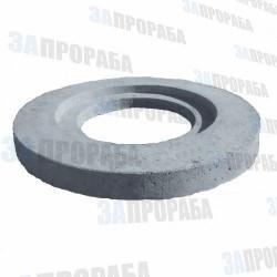 Плита перекрытия колодца верхняя КЦП-10 (диаметр 1,16 м, толщина 0,13 м)