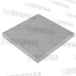 Плитка тротуарная вибролитьевая Облако 300*300*30 мм