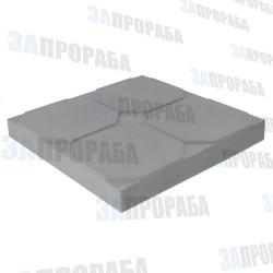 Плитка тротуарная вибролитьевая Окно 350*350*50 мм