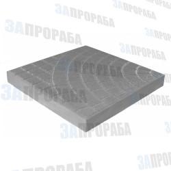 Плитка тротуарная вибролитьевая Паутина шагрень 400*400*50 мм