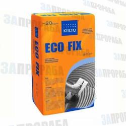 Плиточный клей Kiilto (Киилто) ECO FIX, 20 кг