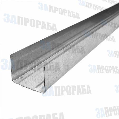 Профиль направляющий ППН Knauf 27*28 мм/0,6 мм, 3 м