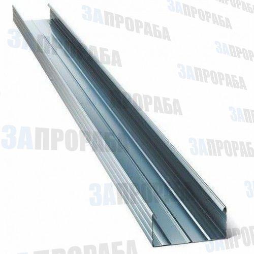 Профиль потолочный ПП 60*27 мм/0,6 мм (аналог), 3 м