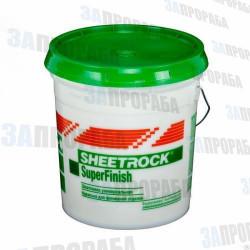 Шпатлевка готовая Sheetrock (5/28 кг)