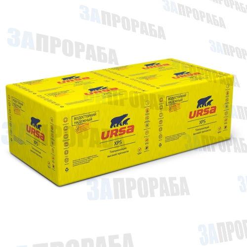 Утеплитель пенополистирол экструдированный URSA XPS
