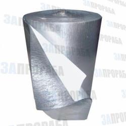Утеплитель с фольгой Технофол самоклеющийся, 1,2 м*12 м*10 мм (15 м²)